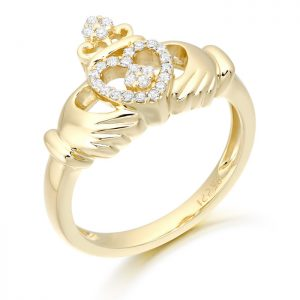 Claddagh Ring-CL48