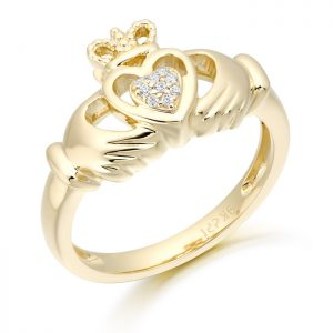 Claddagh Ring-CL49