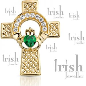 Claddagh Crosses