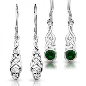 silvercelticearring
