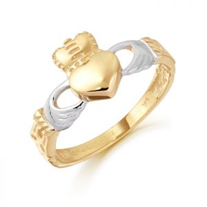 Claddagh Ring-CL12