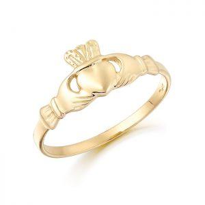 Claddagh Ring-CL1