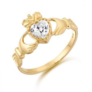 Claddagh Ring-D35