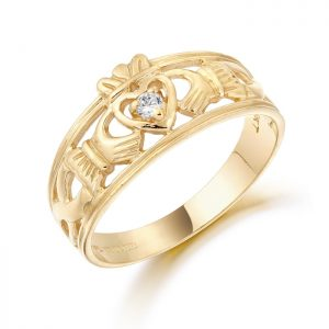 Claddagh Ring-CL26