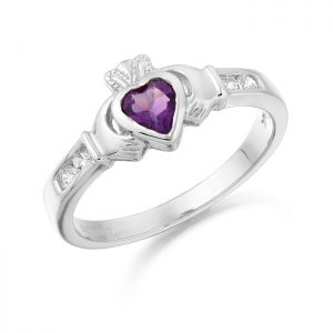 Claddagh Ring-CL100AW