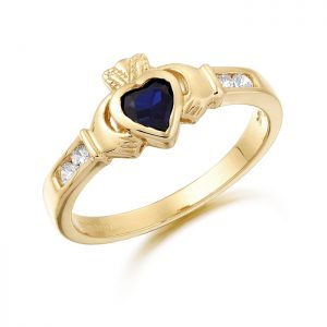Claddagh Ring-CL100S