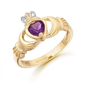 Claddagh Ring-CL25A
