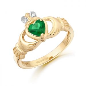 Claddagh Ring-CL25G