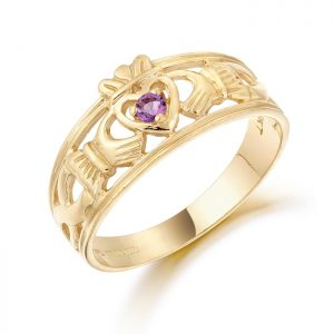 Claddagh Ring-CL26A