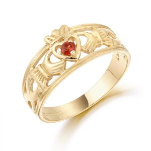 Claddagh Ring-CL26GAR
