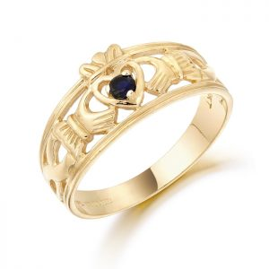 Claddagh Ring-CL26S