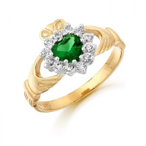 Claddagh Ring-D36G
