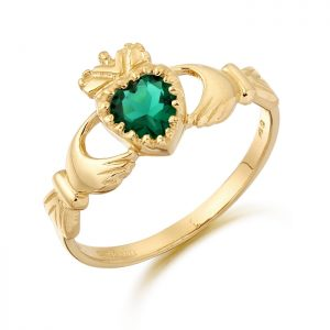 Claddagh Ring-D35G