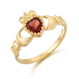 Claddagh Ring-D35GAR
