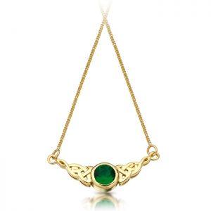 Celtic Pendant-P036G