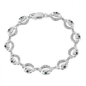 Claddagh Bracelet - CLB4GW