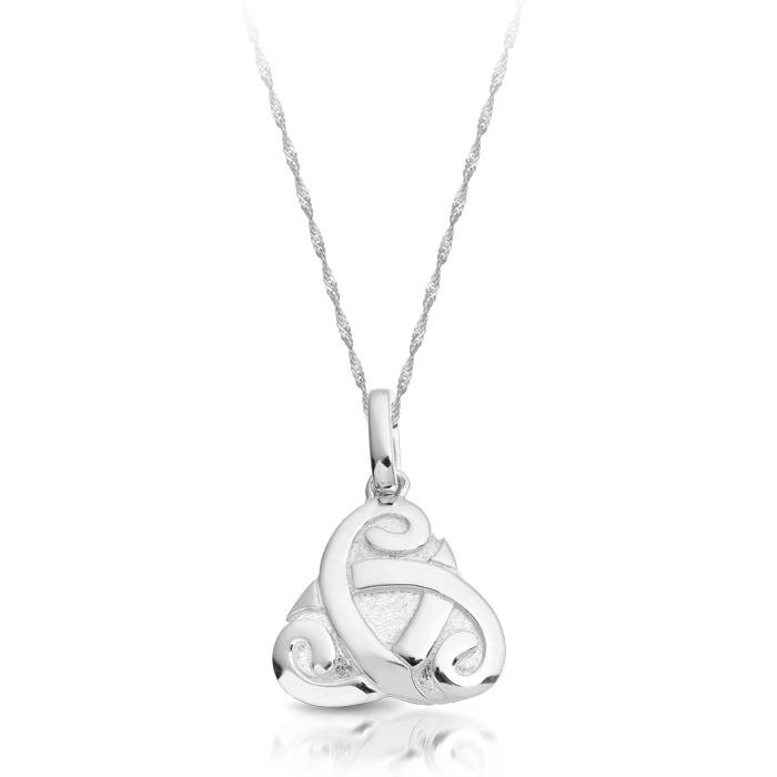 Silver Celtic Pendant - SP039