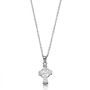 Silver Celtic Cross-SC16