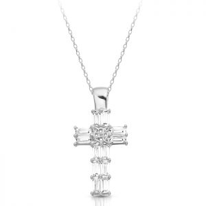 Silver Celtic Cross-SP212