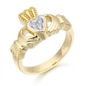 Claddagh Ring-CL15