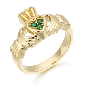 Claddagh Ring-CL15G