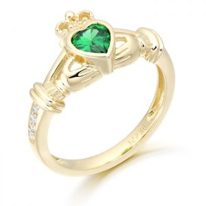 Claddagh Ring-CL44G