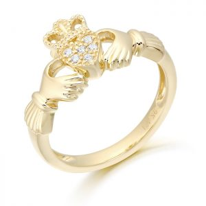 Claddagh Ring-CL45