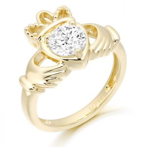 Claddagh Ring-CL46