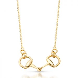 Horsebit Necklace-P44