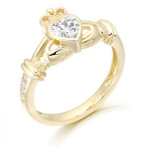 Claddagh Ring-CL44