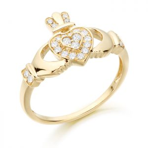 Claddagh Ring-CL9