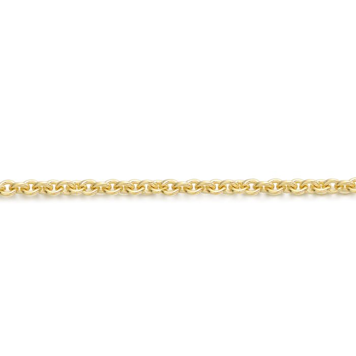 9ct Gold Belcher Chain-Rolo40