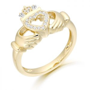 Claddagh Ring-CL47