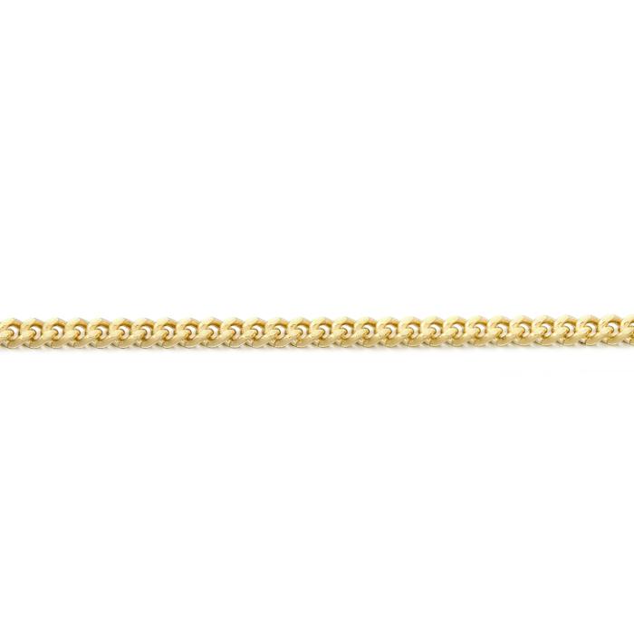 9ct Gold Curb Chain - DC40
