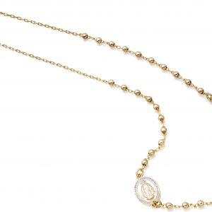 Rosary Necklace-RBN2